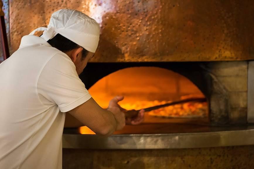 La migliore pizza di Milano? In via Pietro Calvi 29!