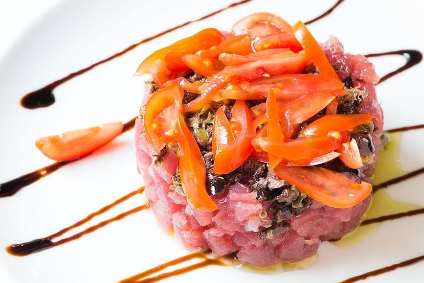 Tartare di tonno rosso: la ricetta assoluta