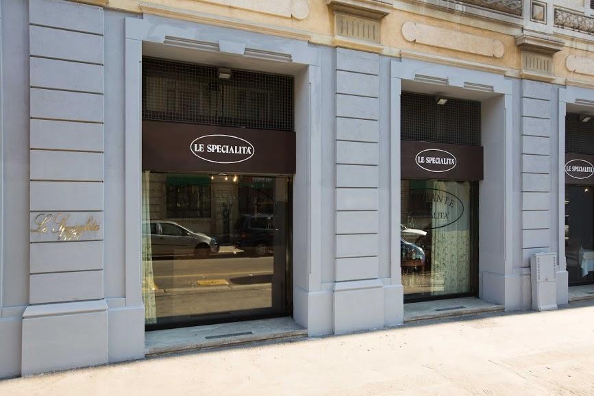 Ristorante per celiaci a Milano: Le Specialità c'è!