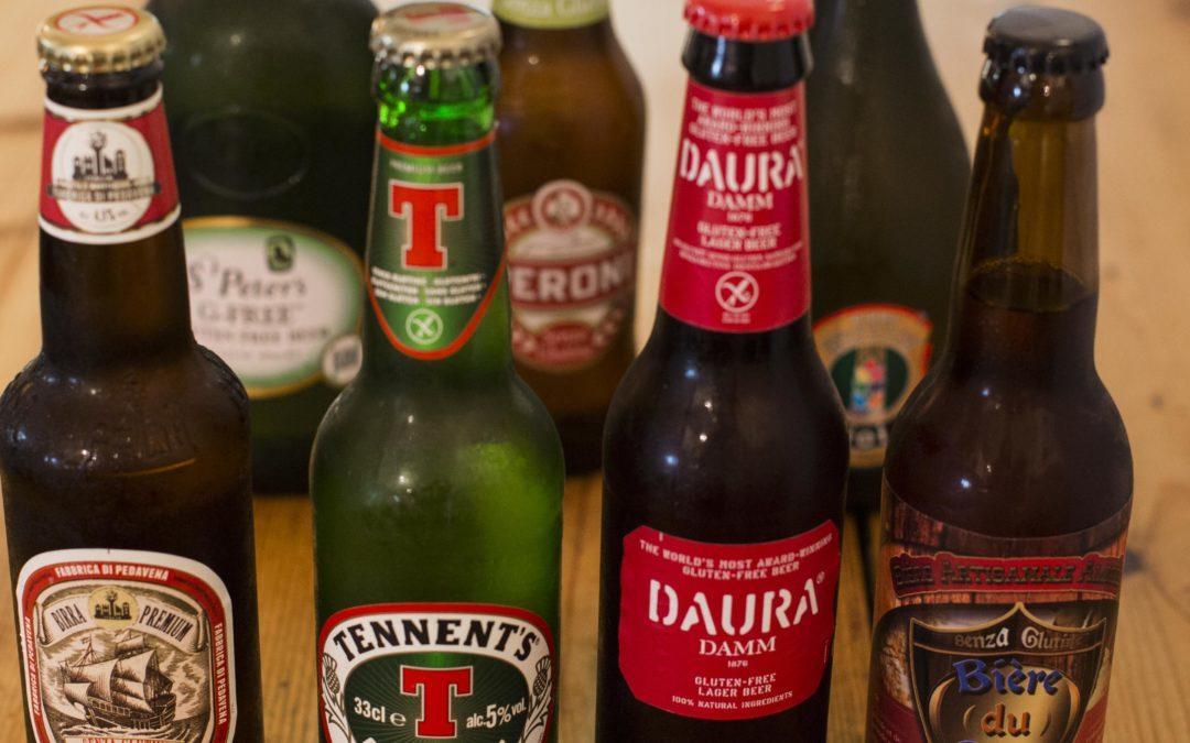 Birre senza glutine: ingredienti, garanzie e curiosità!