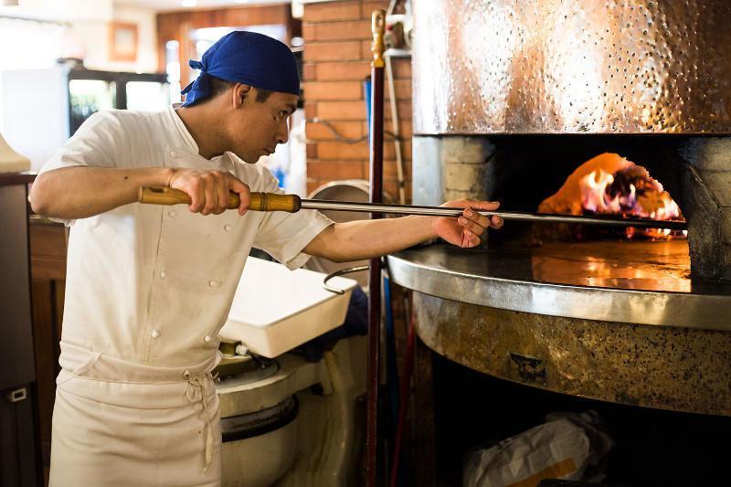 Pizza forno a legna Le Specialità