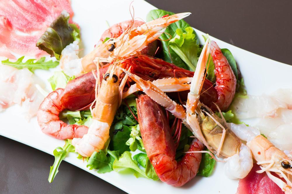 Pesce crudo a Milano? Il mare a tavola da Le Specialità!