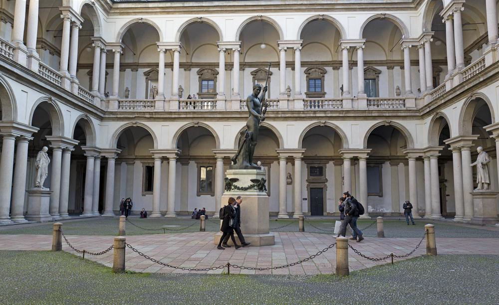 pinacoteca di brera milano informazioni
