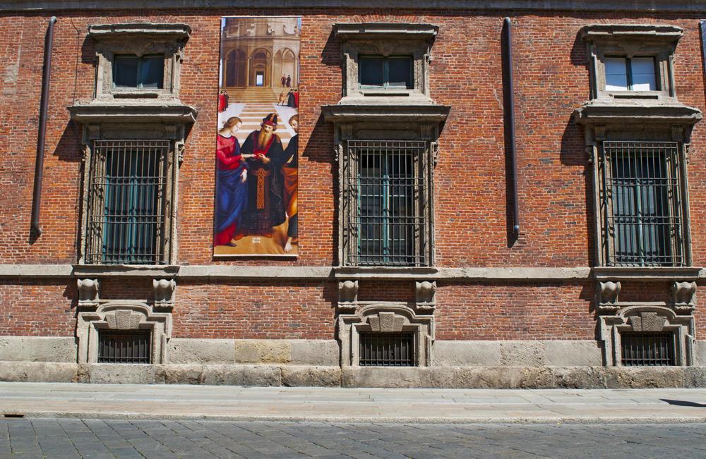 pinacoteca di brera milano opere