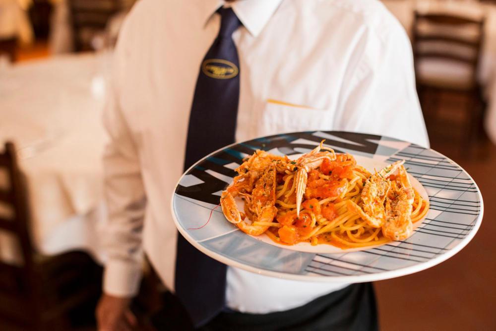 spaghetti ai ricci di mare milano