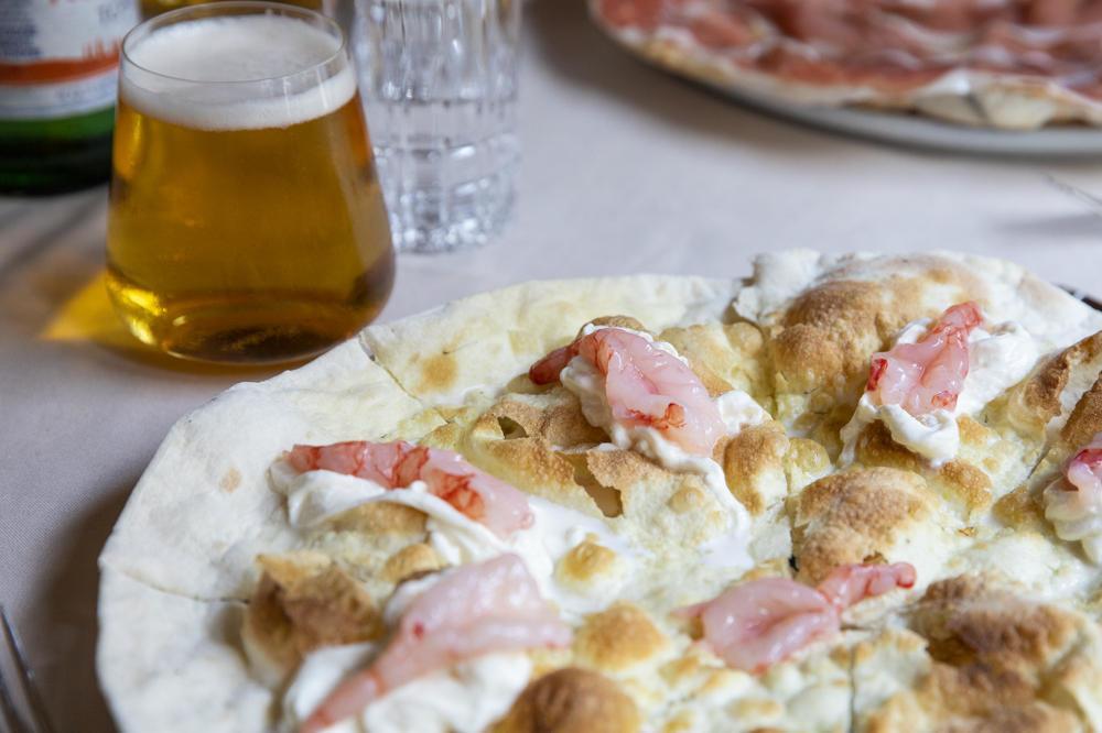 pizze speciali focaccia