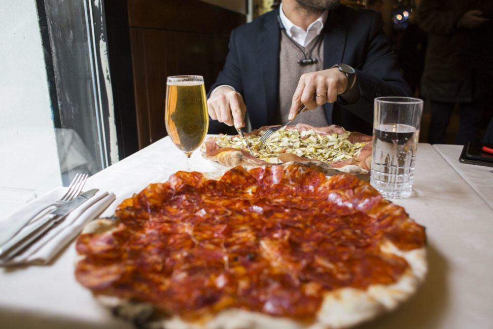 Ristorante Le Specialità: prova anche tu le nuove pizze speciali!