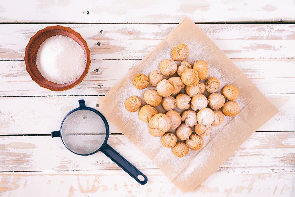 dolci di carnevale castagnole