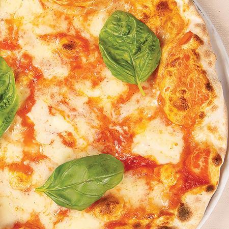 Le Pizze tonde
