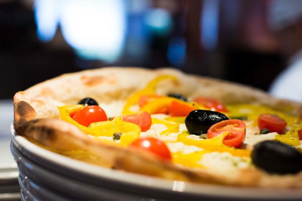Pizza vegetariana: vieni a provare quella de Le Specialità!