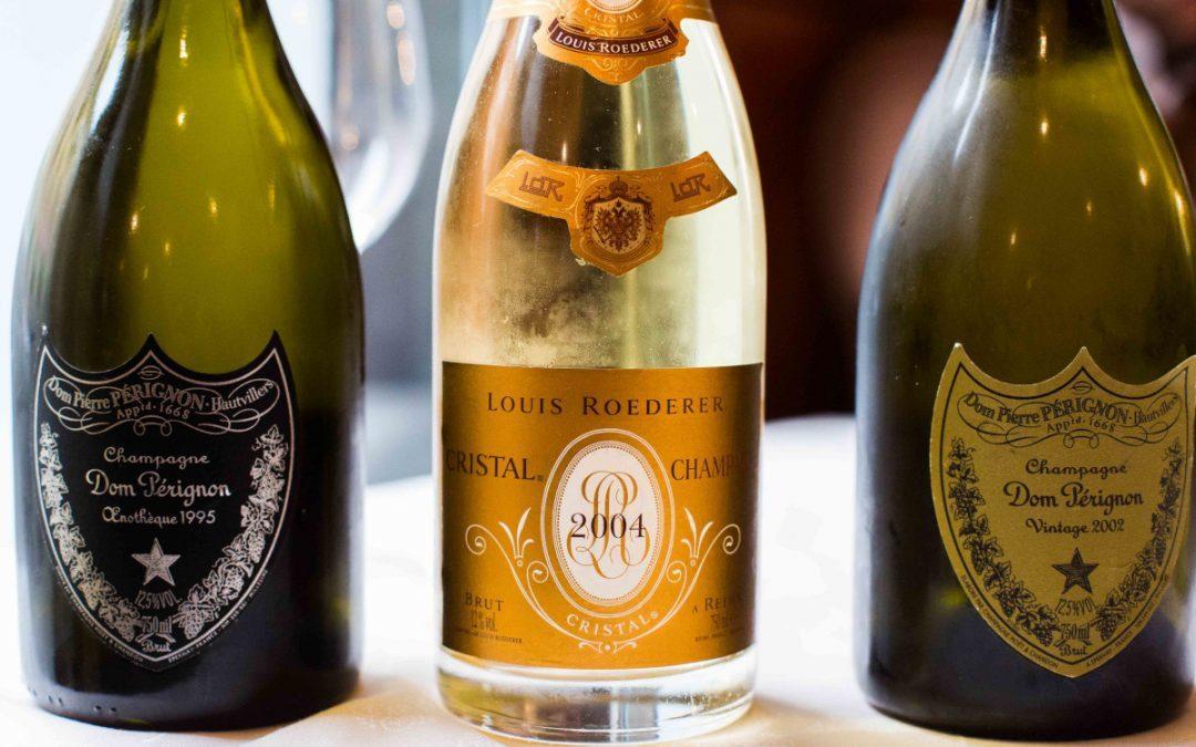 Le Specialità: prova gli champagne in carta, e abbinali con le nostre pietanze!
