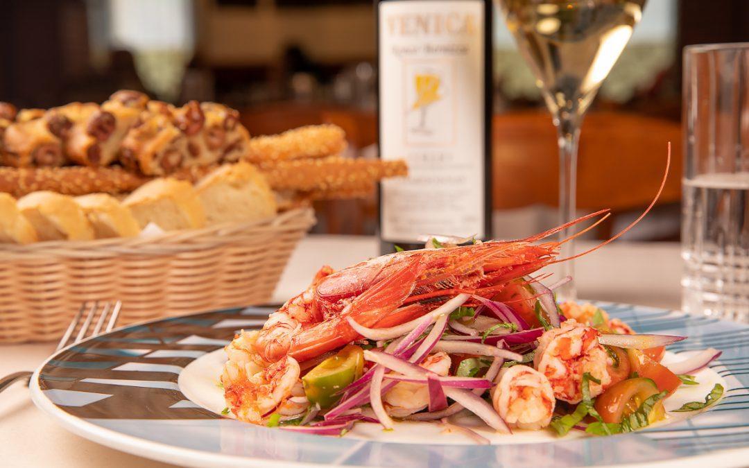 Le Specialità: il ristorante di pesce che non ti aspetti, nel cuore di Milano!
